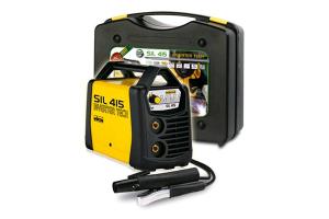 Inverter per saldatura ad elettrodo in corrente continua SIL 415 DECA