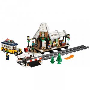 LEGO CREATOR EXPERT STAZIONE DEL VILLAGGIO INVERNALE 10259