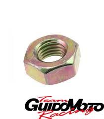 4903230 DADO FISSAGGIO PIGNONE TRASMISSIONE CATENA MOTORE  MINARELLI  P4-P6-V1 M10 X 1,25