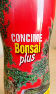 Concime liquido bonsai plus da ml.500