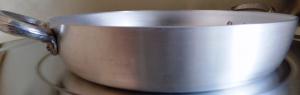 Tegame In Alluminio da 30 a 34 cm