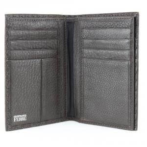 Man wallet Gianfranco Ferrè  021 003 68 006 Ebano