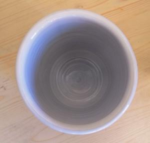 Vaso per alici piccolo terracotta