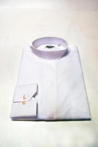 Camicia sacerdote modello Treviso – Manica Lunga