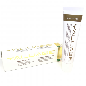 YALUAGE FACE CREAM WITH HYALURONIC ACID AND STEM CELLS-AGING WRINKLES