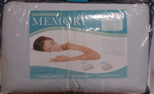 GUANCIALE ACQUAGEL IN MEMORY