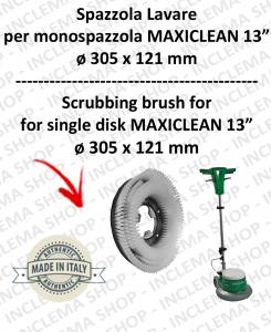 SPAZZOLA LAVARE PPL 0,6 per monospazzola MAXICLEAN MX-05 13