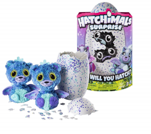 HATCHIMALS SURPRISE PEACATS ASS. 6037096 SPIN MASTER new