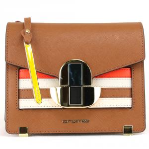Shoulder bag Cromia MAEVA 1403703 CUOIO