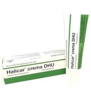 HALICAR DHU CREMA - MEDICINALE OMEOPATICO