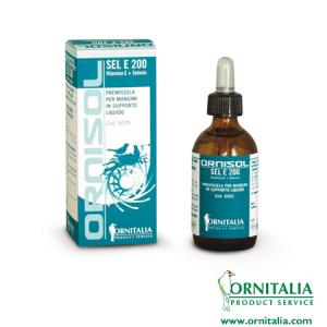 Ornisol Sel E 200 50ml