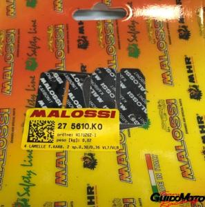 275610K LAMELLE MALOSSI CARTER MOTORE PIAGGIO CIAO SP. 30-35