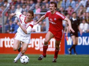 1989-91 Bayern Monaco Maglia Home M (Top)