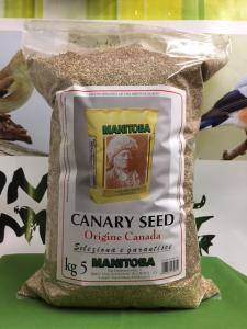 CANARY SEED  -SCAGLIOLA- 5kg