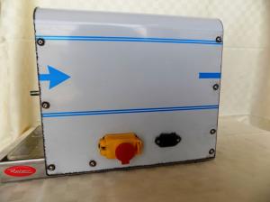 Tritacarne professionale elettrico REBER N°22 inox