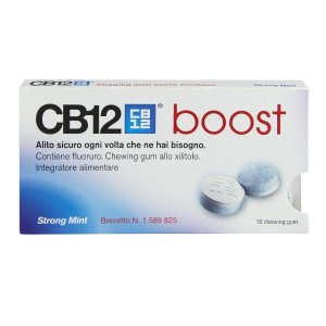 CB 12 boost