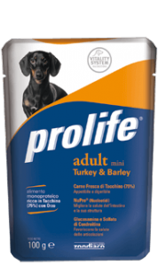 PROLIFE ADULT MINI TURKEY & BARLEY