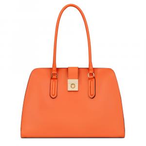 Hand and shoulder bag Furla MILANO 942109 MANGO d