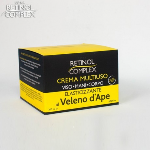 RETINOL COMPLEX -- CREMA MULTIUSO AL VELENO D'APE 200ML