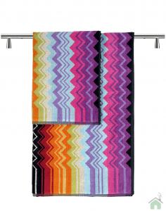 Missoni Home Towels 2 piecies | 1 hand towel + 1 bath towel Giacomo T59