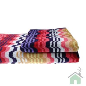 Missoni Home Telo da bagno  Lara 156 - zig-zag pattern