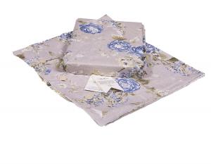BELLORA linens set for double flower design CHARLES cotton