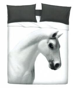 Bassetti duvet set by Gardone for double HORSE design