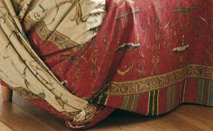 Bassetti Granfoulard sofa cover OPLONTIS 8 350x270 cm var. bordeaux