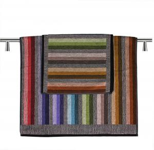 Missoni Home Ross 2015 telo da bagno 100x150 cm righe multicolori