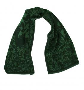 Diesel asciugamano da palestra fitness in spugna di puro cotone var. verde