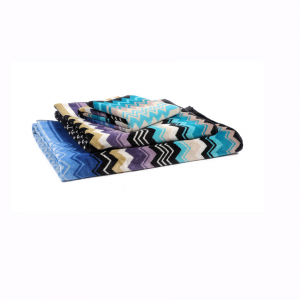 Missoni Home Bath Towel 100x150 GIACOMO 170 zig zag
