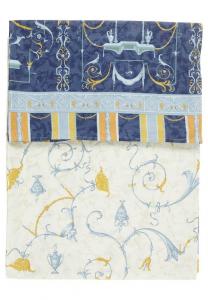 Bassetti Granfoulard cloth furniture sofa Oplontis 9 180 x 270 cm