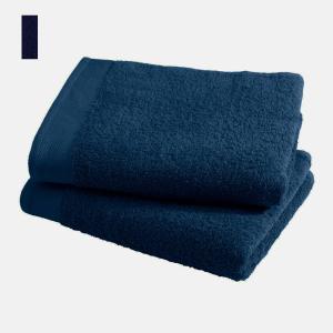 Asciugamano in spugna di puro cotone 450 grammi Porpora 60x100