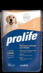 PROLIFE ADULT SALMONE E ARINGA CON PATATE