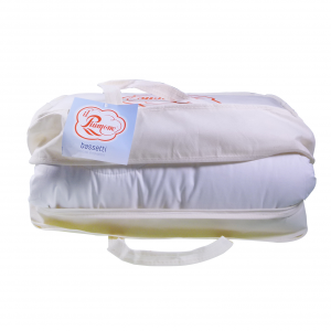 Anti-allergy duvet Bassetti for double bed 4 seasons