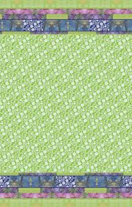 Bassetti Granfoulard Einrichtungstuch Überwurf  LACCA var.2  180x270