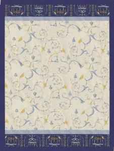 Bassetti Plaid Granfoulard 180x250 cm OPLONTIS var.9 BLU Idea regalo originale