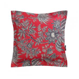 Cuscino arredo decorativo ZUCCHI Collection Bahar rosso satin 40x40 cm