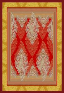 Bassetti Plaid Granfoulard 135x190 cm ELBA v.8