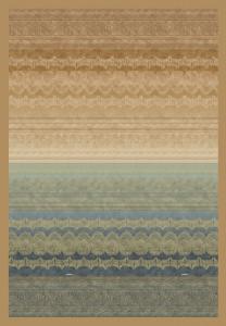 Bassetti Plaid Granfoulard 180x250 cm BRUNELLESCHI v.7 grigio