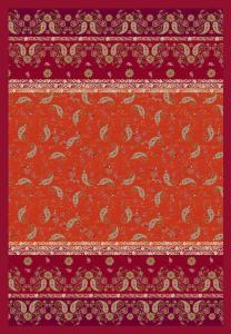 Bassetti Plaid Granfoulard 180x250 cm RAFFAELLO v.1 rosso