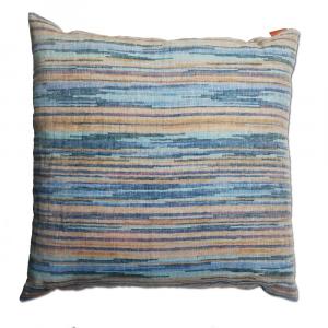 Missoni Home cuscino decorativo da salotto 40x40 cm RANDAL 170 puro lino