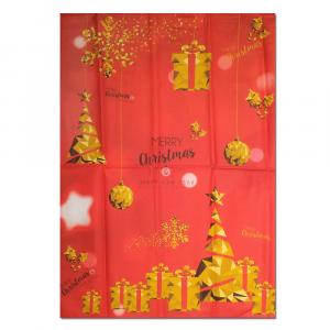 Strofinaccio canovaccio da cucina 50x70 cm Happidea CRISTALLI idea regalo Natale