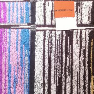 Missoni Home set 2 asciugamani ospite 40x70 cm STANLEY 159