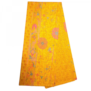 Bassetti Granfoulard telo arredo MIZAR v.4 arancione - 270x270 cm
