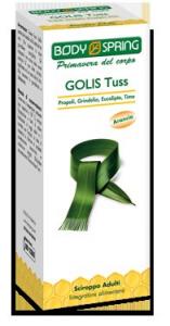 BODY SPRING GOLIS TUSS ARANCIA 150 ML