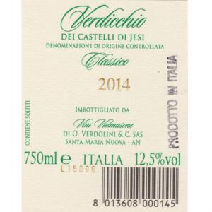 Vino Verdicchio DOC - 75cl