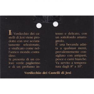 Vino Verdicchio DOC Riserva Nera - 75cl
