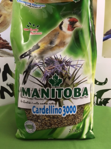CARDELLINO 3000 conf.2.5kg