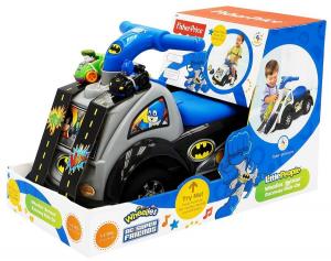 Primi Passi Auto pista Batman Fisher-Price